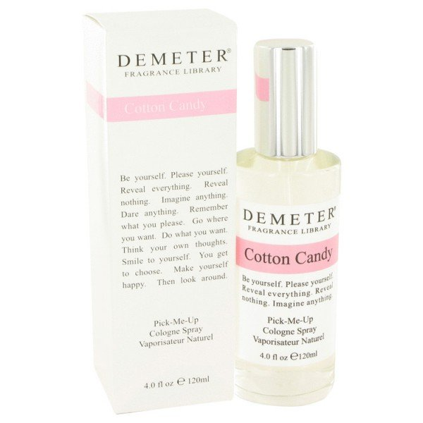 Cotton candy -  cologne spray 120 ml