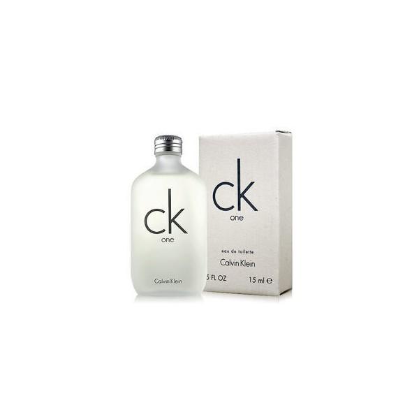 Ck one -  eau de toilette 15 ml