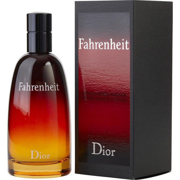 Fahrenheit -  lotion après-rasage 100 ml