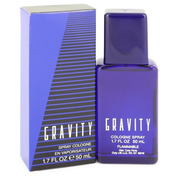Gravity -  cologne spray 50 ml