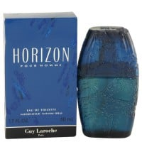 HORIZON de Guy Laroche Eau De Toilette Spray 50 ml pour Homme