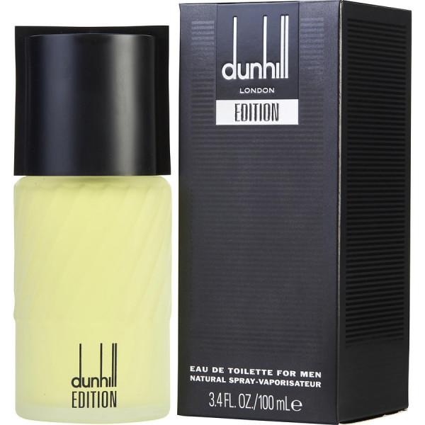 Dunhill edition - dunhill london eau de toilette spray 100 ml