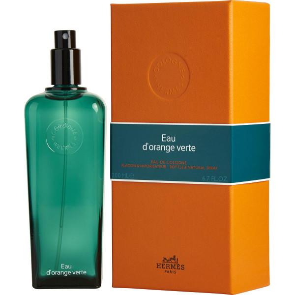 Eau d'orange verte - hermès eau de cologne spray 200 ml