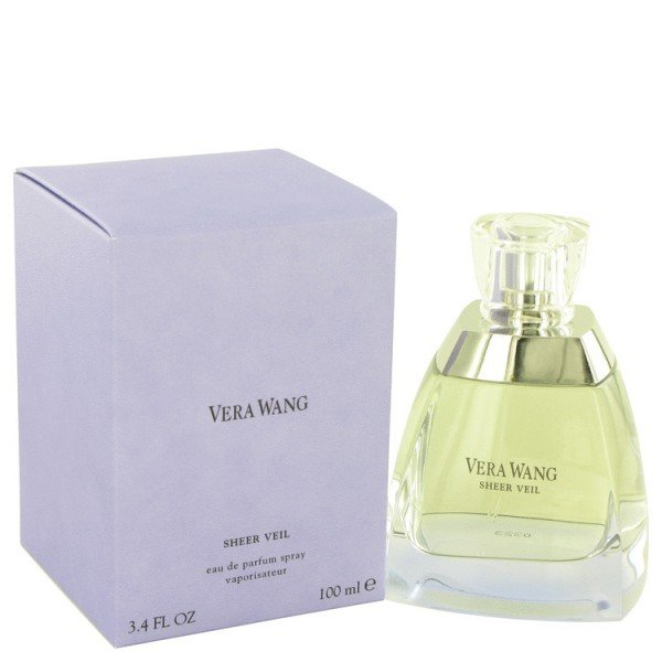 sheer veil de  eau de parfum spray 100 ml
