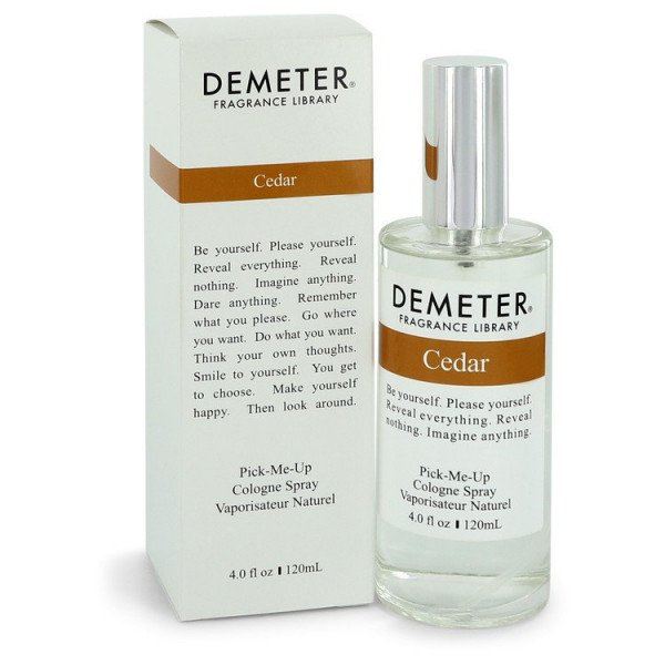 Cedar -  cologne spray 120 ml