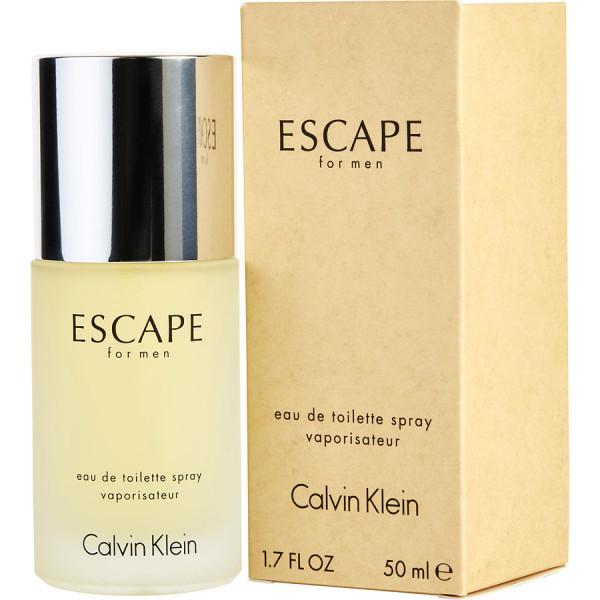 Escape pour homme -  eau de toilette spray 50 ml