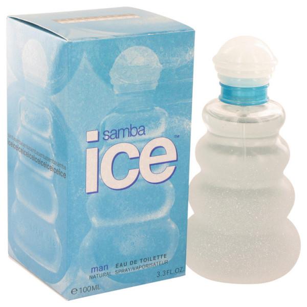 Samba ice -  eau de toilette spray 100 ml