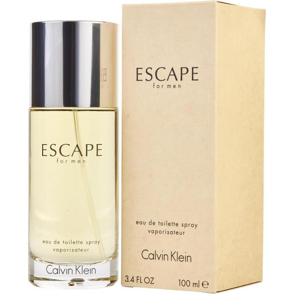 Escape pour homme -  eau de toilette spray 100 ml