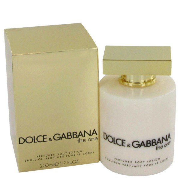 The one pour femme - dolce & gabbana emulsion parfumée pour le corps 200 ml