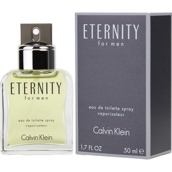 Eternity pour homme -  eau de toilette spray 50 ml