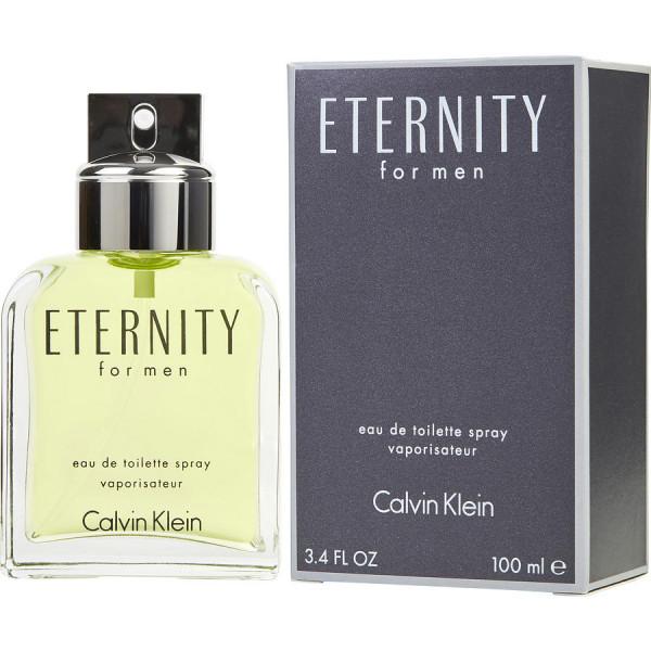 Eternity pour homme -  eau de toilette spray 100 ml