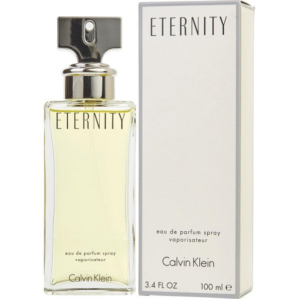 Eternity pour femme -  eau de parfum spray 100 ml