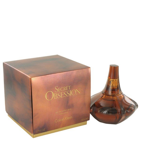 Secret obsession - calvin klein eau de parfum spray 50 ml