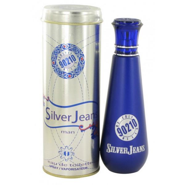 Silver jeans -  eau de toilette spray 100 ml