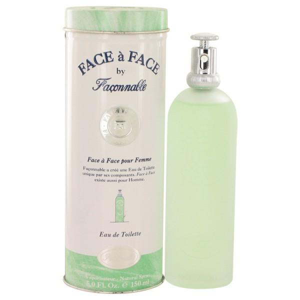 Face a face - façonnable eau de toilette spray 150 ml