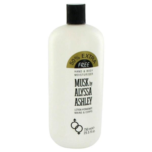 Musk -  lotion pour le corps 750 ml