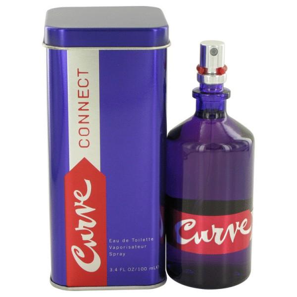 Curve connect -  eau de toilette spray 100 ml