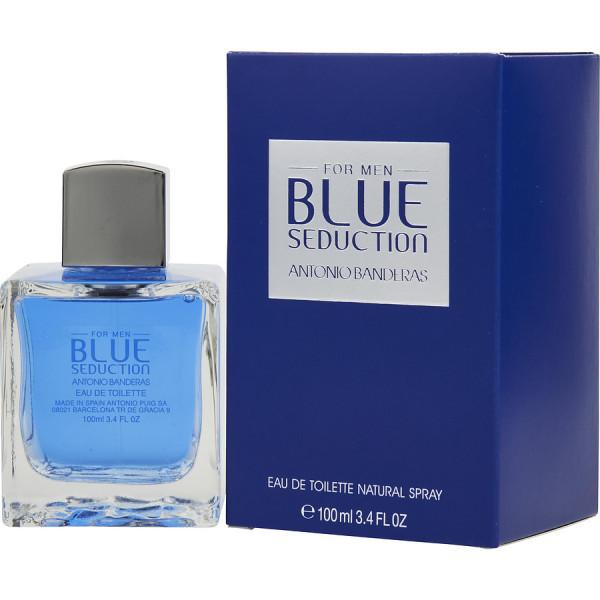Blue seduction -  eau de toilette spray 100 ml