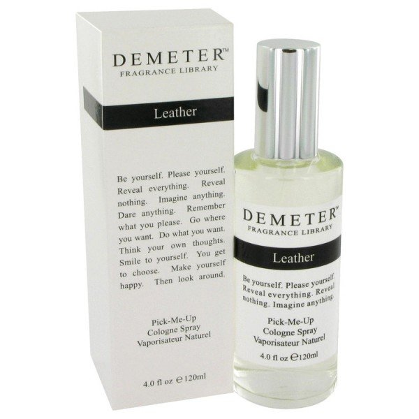 Leather -  cologne spray 120 ml