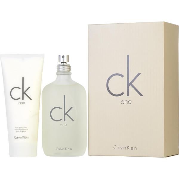 Ck one -  coffret cadeau 200 ml