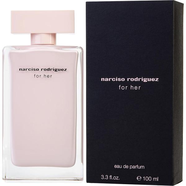 For her - narciso rodriguez eau de parfum spray 100 ml