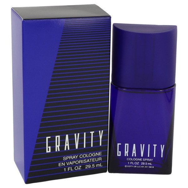 Gravity -  cologne spray 30 ml