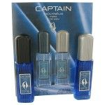 Captain By Molyneux Gift Set -- 75 Ml Eau De Toilette Spray + 75 Ml After Shave For Men For Men
